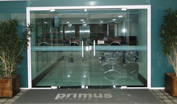 Edifício Comercial PRIMUS
