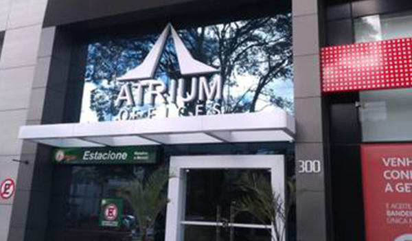 Edifício Comercial ATRIUM